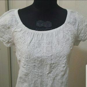 J. Jill Eyelet Dress